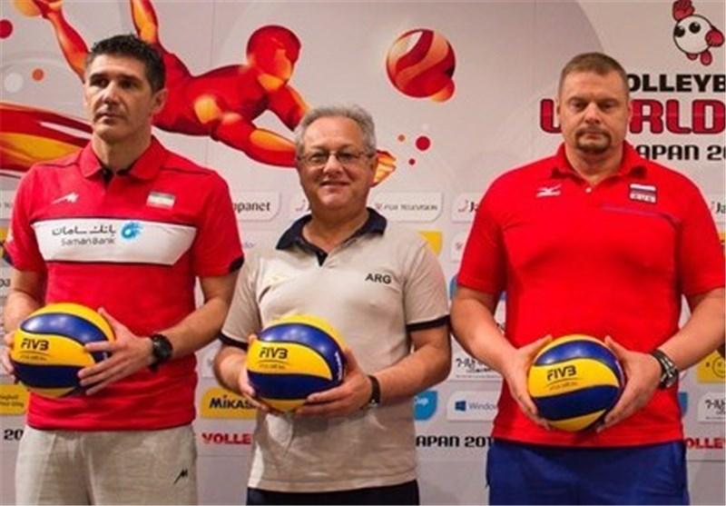 Velasco Has Good Knowledge of Iran Volleyball: Slobodan Kovac