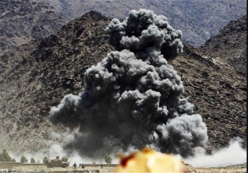 حمله هوایی ناتو در افغانستان