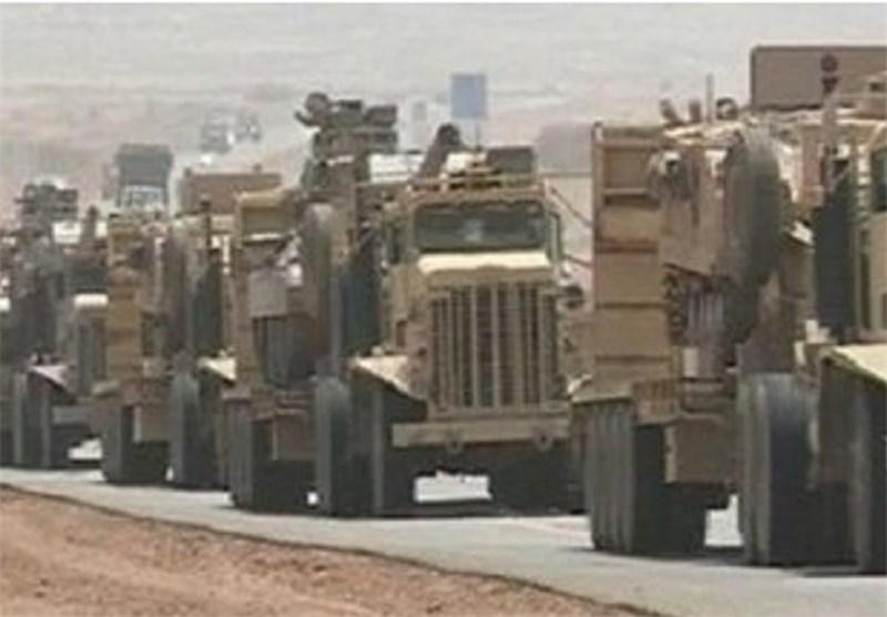 قطر ترسل ألف جندی وعشرات المدرعات والمروحیات إلى الیمن