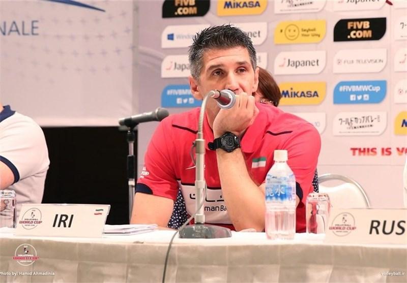 Slobodan Kovac Unhappy with Iran Performance