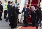 Austrian President in Iran's Isfahan for Visit