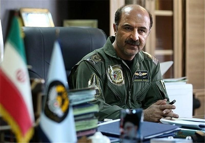 تمام پهپادهای نیروی هوایی ارتش در رزمایش حریم ولایت 5 به نمایش گذاشته شد
