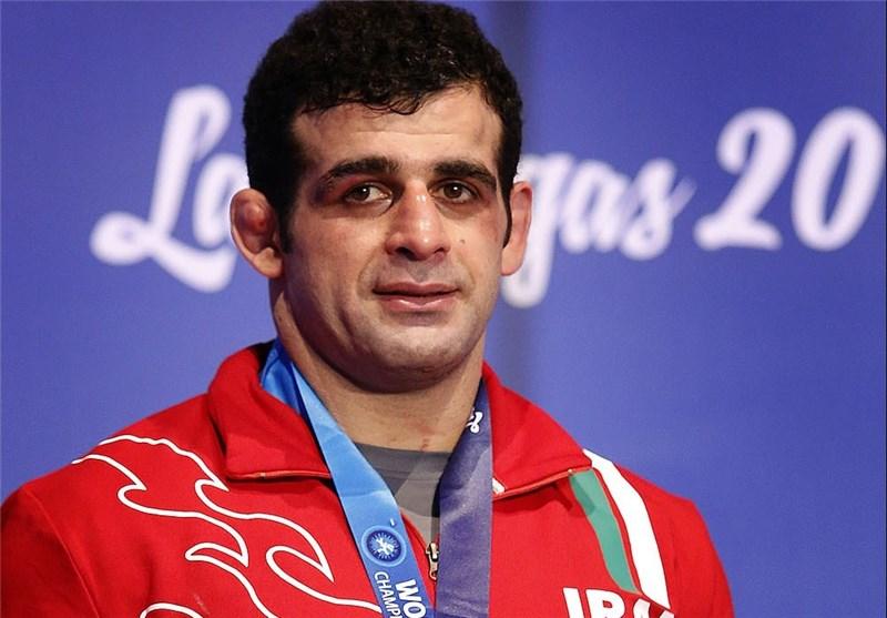 Greco-Roman World Championships: Iran's Rezaei Claims Silver