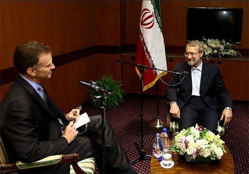 لاریجانی: لو شعرت طهران أن الجانب الآخر ینتهک الاتفاق النووی فإنها سوف تتعامل بالمثل ایضا