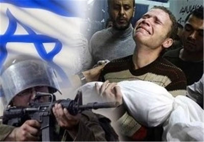 رژیم کودک کش اسرائیل