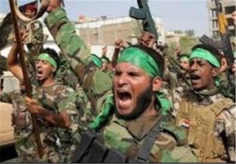 """هیئة الحشد الشعبی :عصابات """"داعش"""" اضعف من ان تصل أسوار بغداد"""