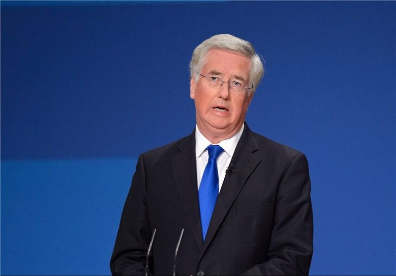 استعفای وزیر دفاع انگلیس به دلیل اتهامات آزار جنسی+فیلم