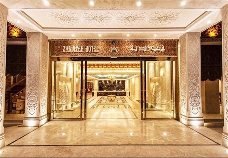 90 درصد از ظرفیت هتلهای استان فارس برای هفته نخست نوروز رزرو شد