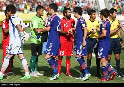 Photos: Japan Downs Afghanistan in World Cup Qualifier in Tehran