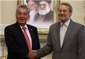 Iran's Larijani: Parliament Backs Closer Ties with Austria
