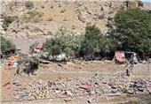 تهران| جاده کن_امامزاده داوود به علت بالاآمدن آب رودخانه کن مسدود شد