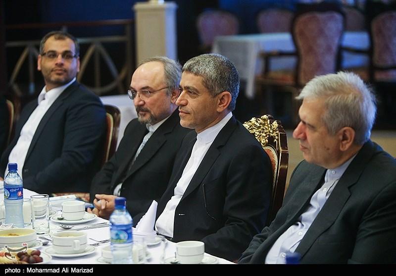 دیدار وزرای ایران و اتریش