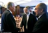 دیدار وزرای اقتصاد ایران و اتریش