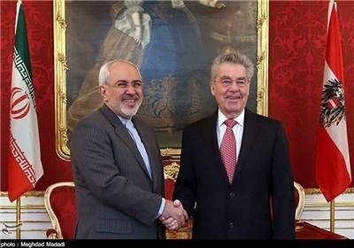 صحیفة نمساویة: النمسا تتطلع الی رفع مستوی التبادل التجاری مع ایران