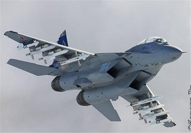 Next-Gen MiG-35 Fighter Jet Commences Flight Tests
