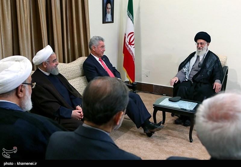 iranian revolution and austria