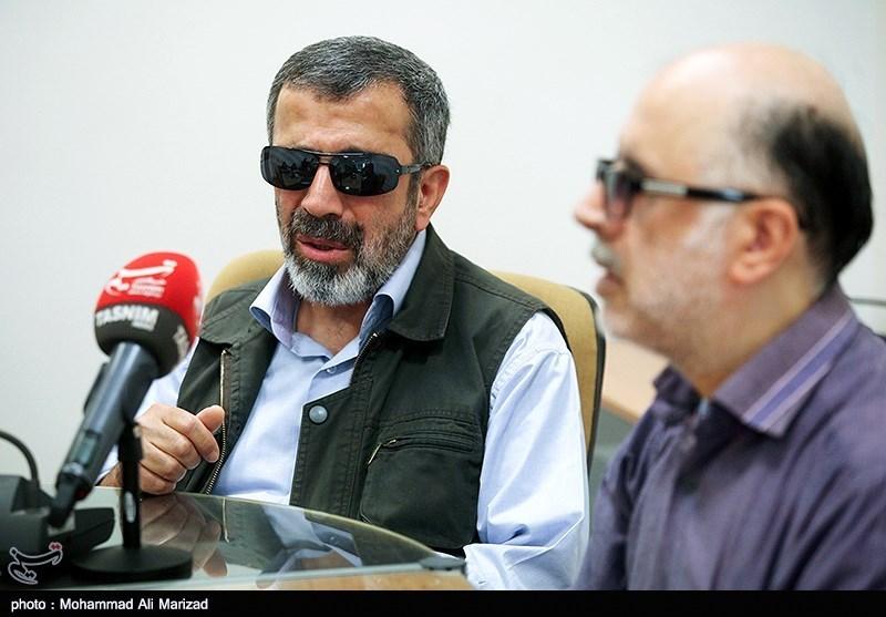 نشست تسنیم با هیئت مدیره خانه نور ایرانیان بصیر-جانبازان نابینا