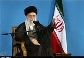 رهبری در دیدار مردمی 18 شهریور 94