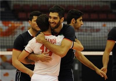 والیبال ایران موسوی