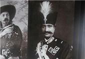 عکس/ ناصرالدین شاه در کالسکه پسر ملکه