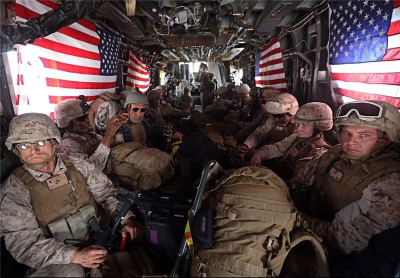 ABD Irak'a Asker Yığıyor