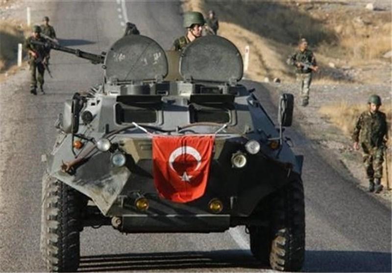 درگیری میان ارتش ترکیه و پ ک ک