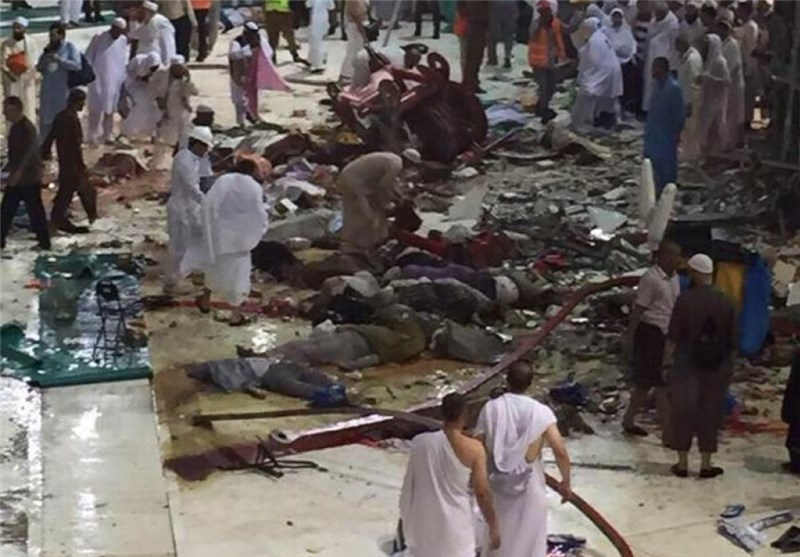 Official: Saudi Arabia Pays Iran Compensation for Mecca Crane Collapse Tragedy