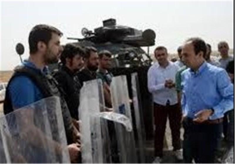 السلطات الترکیة تعلن رفع الحظر عن بلدة جیزره
