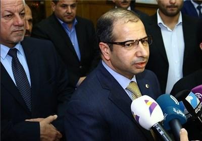 حمله مسلحانه به دفتر رئیس سابق پارلمان عراق/ الجبوری جان سالم به در برد