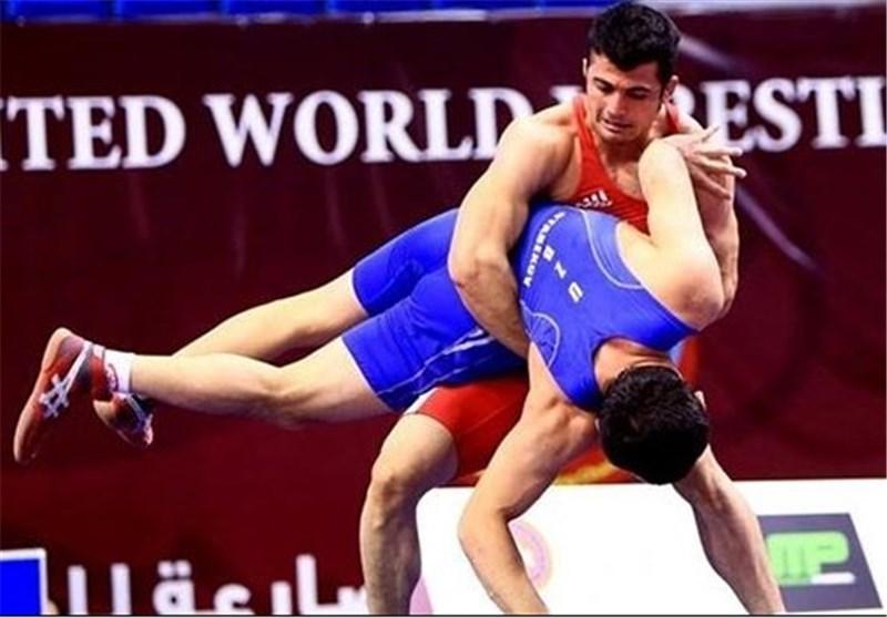 ایران تحصد میدالیتین برونزیتین فی بطولة العالم بالمصارعة الحرة