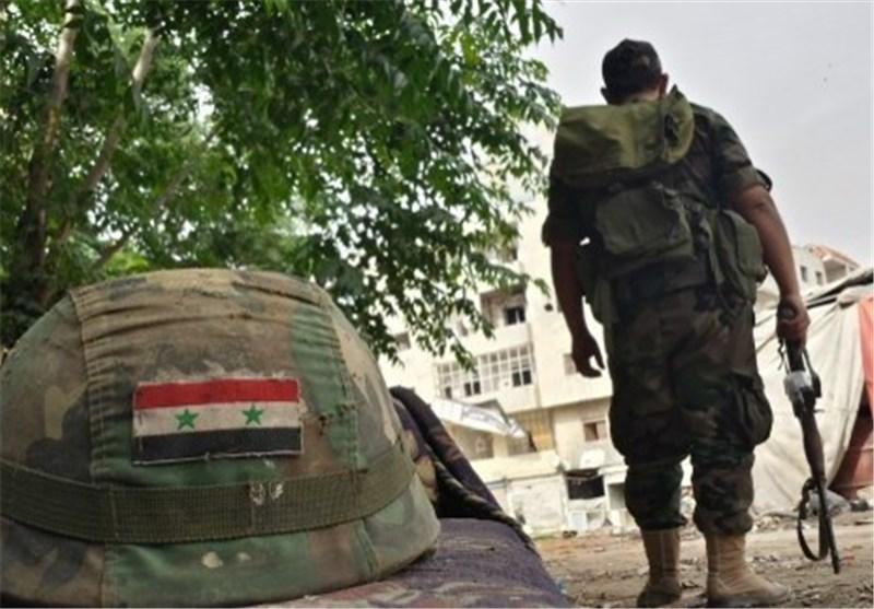 الجیش السوری یحبط هجوماً إرهابیاً على نقاط بریف العاصمة