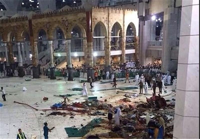 شرکة محمد بن سلمان هی المسؤولة عن حادثة الرافعة فی الحرم المکی