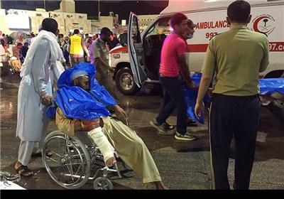 حادثه سقوط جرثقیل در مکه مکرمه