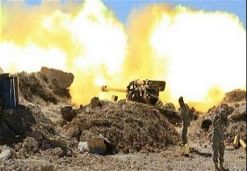 الجیش السوری والمقاومة الإسلامیة یحبطان محاولة فک الحصار عن الإرهابیین فی الزبدانی