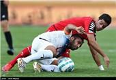 دیدار تیمهای فوتبال پرسپولیس و پیکان - جام حذفی