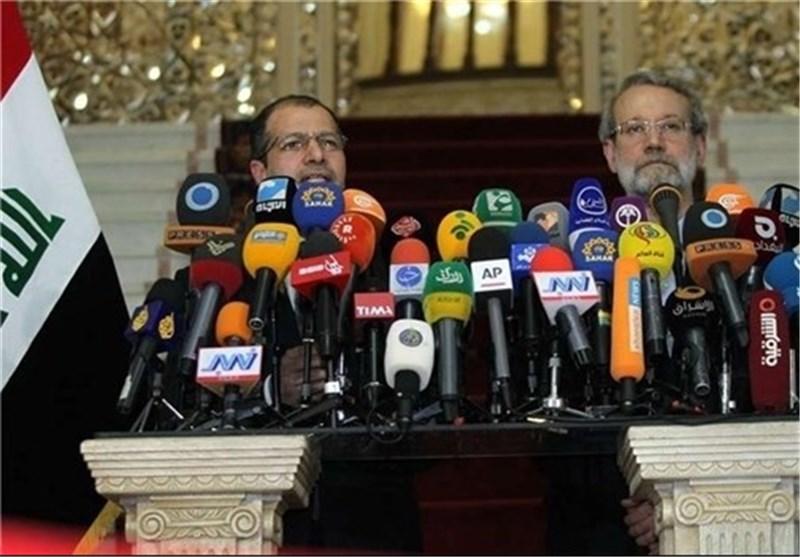 رئیس مجلس النواب العراقی: العراق غیر قادر على حل مشکلة الارهاب دون دعم اشقائه