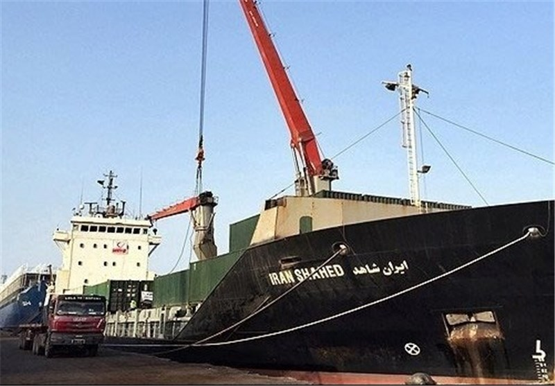 Iran's Humanitarian Aid Arrives in Yemen