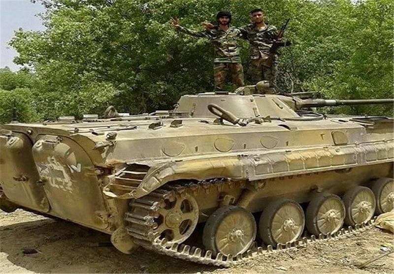 قتلى سعودیین ومصریین بریف دمشق والجیش السوری یکثف عملیاته فی محیط مطار الزور العسکری