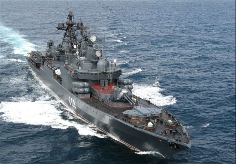 روسیا بصدد اجراء مناورات واطلاق صواریخ فی البحر الابیض المتوسط