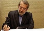 رئیس مجلس درگذشت احمد چلبی را تسلیت گفت