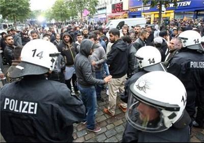 درخواست اتحادیه پلیس آلمان برای ممنوعیت اعتراضات ضد محدودیتهای کرونایی