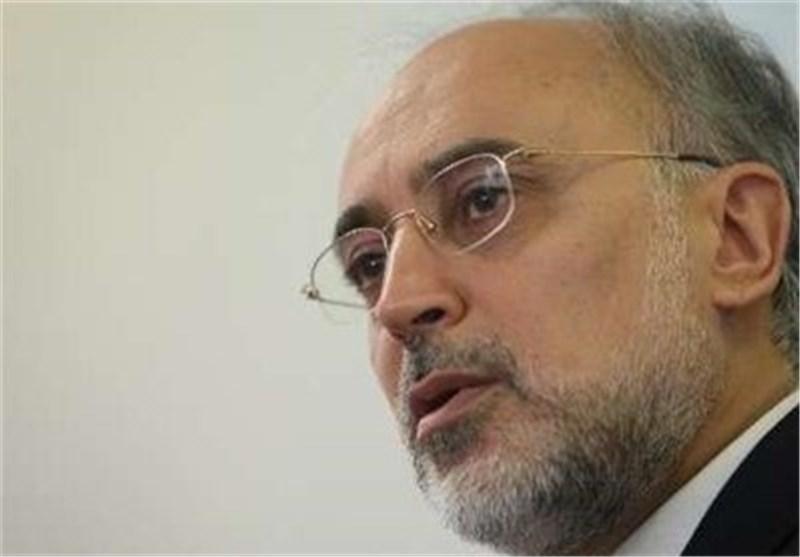 صالحی : روسیا اعلنت استعدادها لتطویر اجهزة الطرد المرکزی الایرانیة