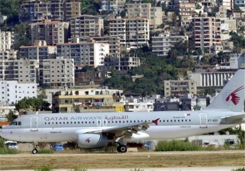 Qatari Airplanes Allowed to Fly over Iran