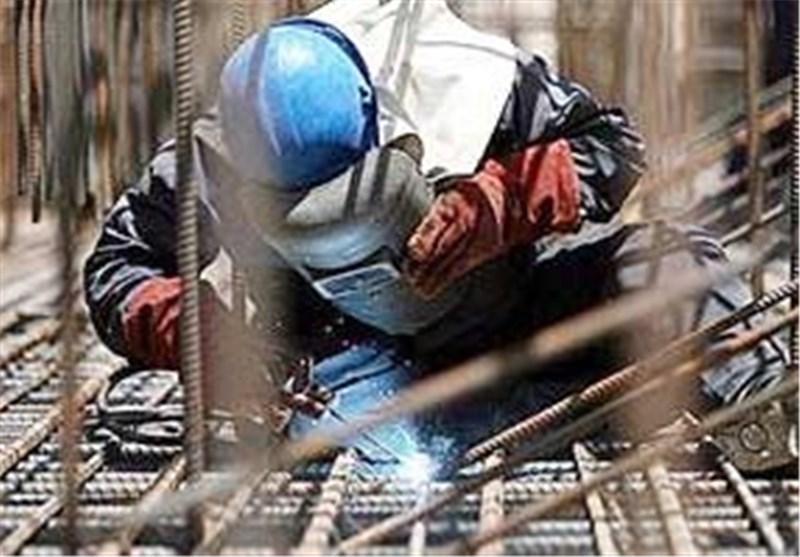 کارگر زیر آوار مانده ساختمان در حال ساخت یاسوج جان باخت