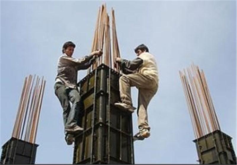 کارگران ساختمانی و شرایط دشوار زندگی آنها