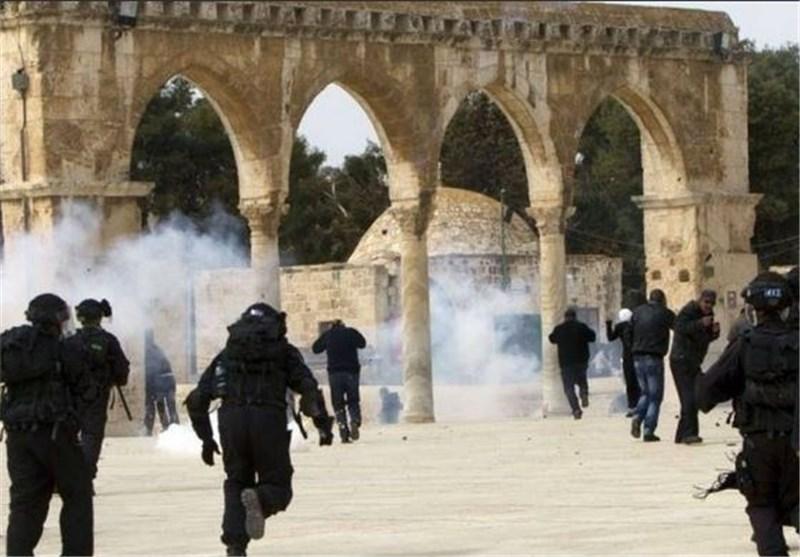 منظمة التحریر الفلسطینیة:«إسرائیل» بانتهاکها لحرمة المقدسات الدینیة تلعب بالنار