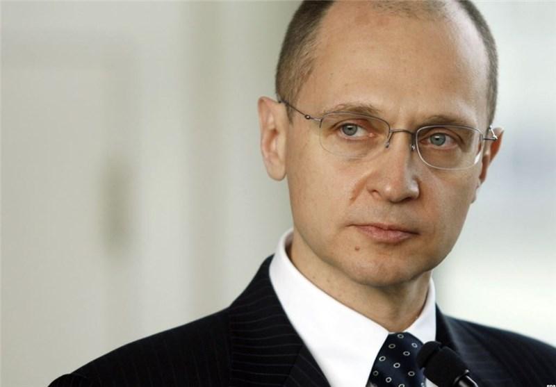 «سرگئی کرینکو» رییس شرکت دولتی روس اتم