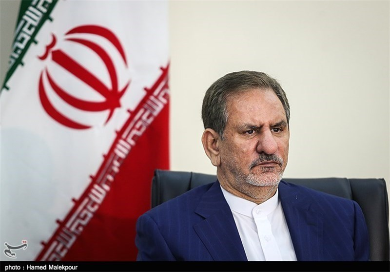 Iran's VP Stresses Earthquake Strengthening