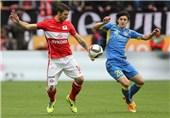 پیروزی روستوف در حضور 90 دقیقهای آزمون