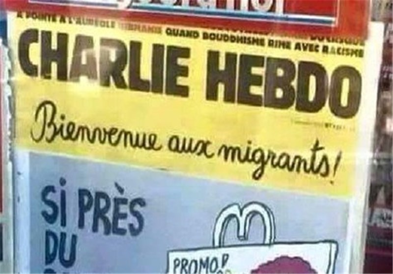 Charlie Hebdo Slammed for 'Lasagna' Cartoon on Italy Quake Victims